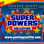 Gentle Giant annonce des Jumbo DC Super Powers