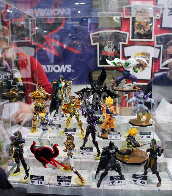 tamashii Nations Paris Manga 19