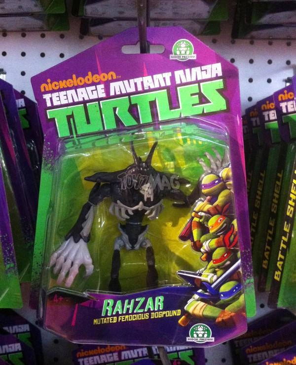 tortues ninja Rahzar