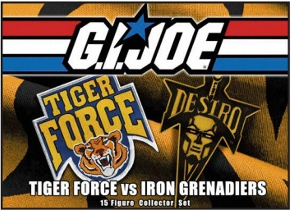 JoeCon2015-TigerForceVSIronGrenadiers