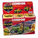Instant Vintage Condor M.A.S.K. (Kenner 1985)