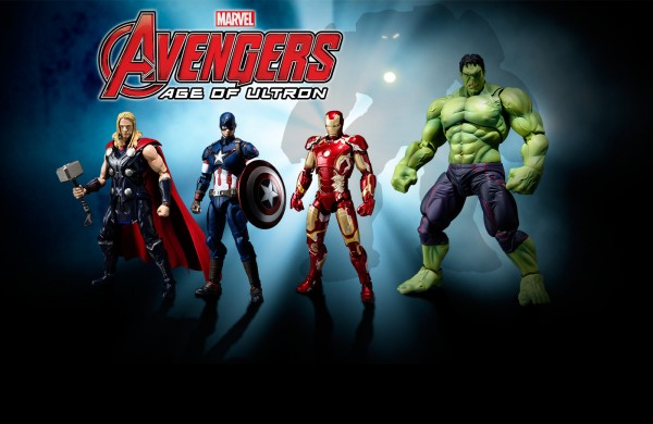 S.H.Figuarts Avengers Age Of Ultron