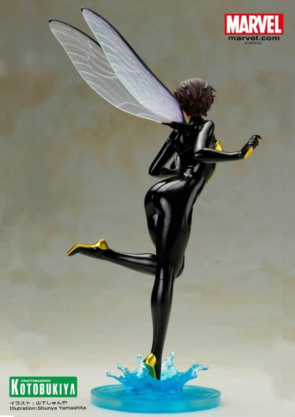 Marvel Comics Wasp Bishoujo Statue