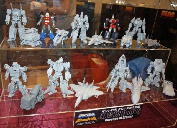 Machine Robo Action Toys 2015 La Revanche des Gobots (Machine Robo Kronos no Daigyakushû)
