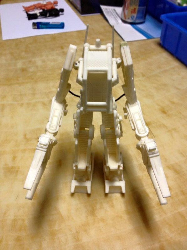 alien power loader proto 3