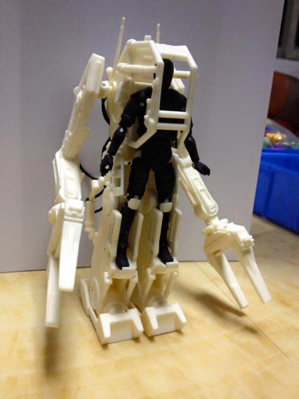 alien power loader proto