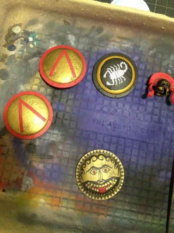 boss fight studios paintmasters accessoires