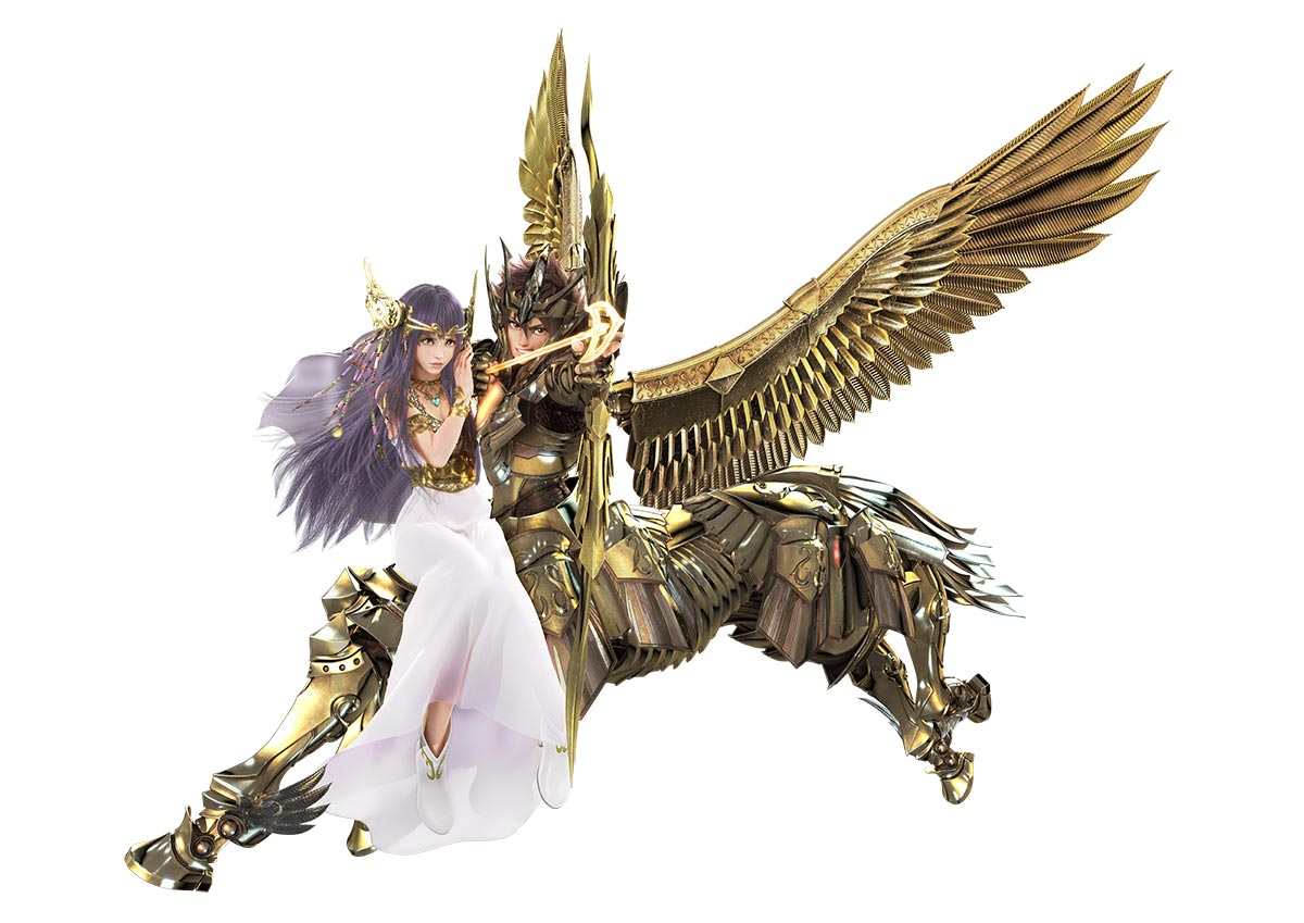 costume les chevaliers du zodiaque