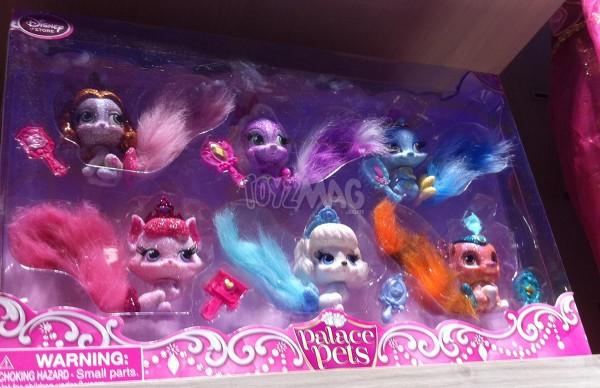 Princesses Disney pets palace01