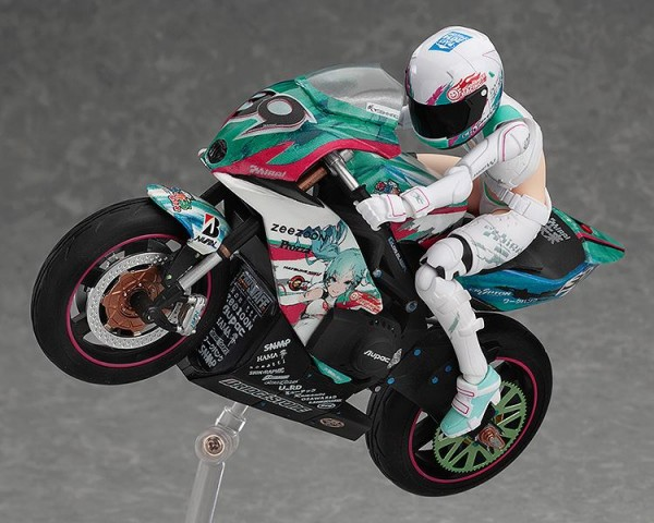 figma Racing Miku 2014: EV MIRAI ver.