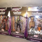 Review MARVEL LEGENDS  :  GROOT – GotG infinite Series