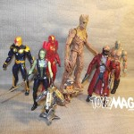 Review MARVEL LEGENDS  :  GROOT - GotG infinite Series