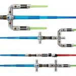 NYTF : coup d'oeil aux sabres Star Wars par Hasbro