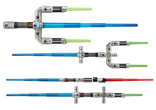 hasbro sabres laser star wars