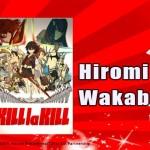 Hiromi Wakabayashi (Gainax) à Paris Manga