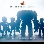 Nouveau projet Hot Toys : Artist Mix Collection