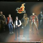 Catalogue Hot Toys 2015 : Marvel, Terminator, MGS