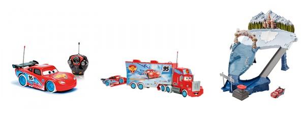 CARS ICE RACER