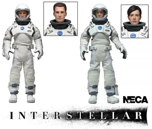 Interstellar – Limited Edition Clothed Action Figure Box Set