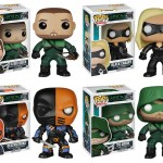Arrow ReAction et POPVinyl les dates de sorties