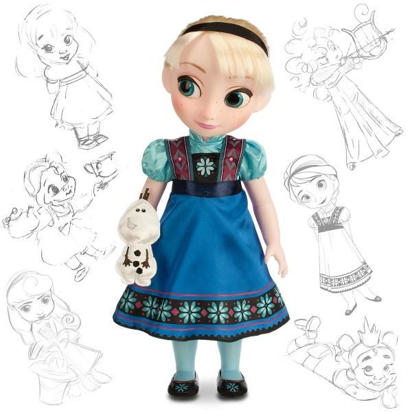 Animator-Elsa