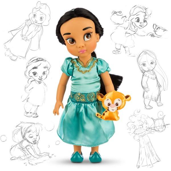 Animator-Jasmine