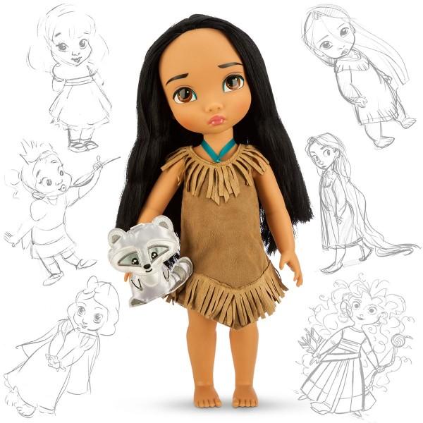 Animator-Pocahontas