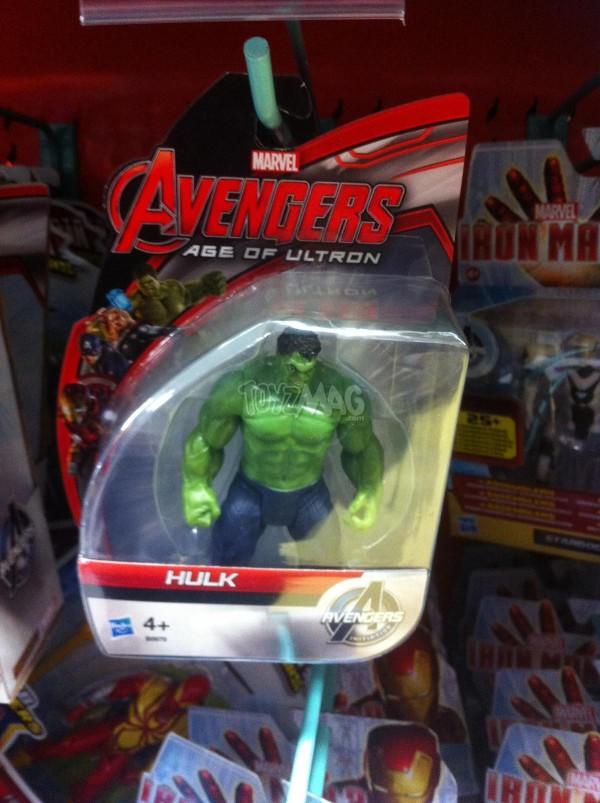 Avengers Ere d'Ultron figurines HULK