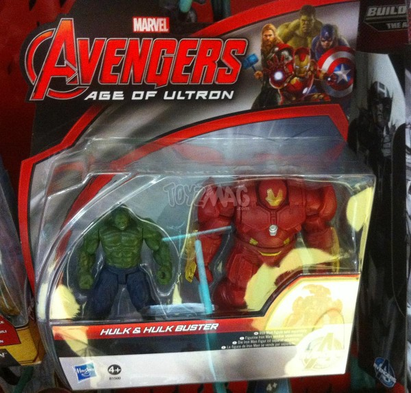 Avengers age of ultron pack hulk Hulkbuster