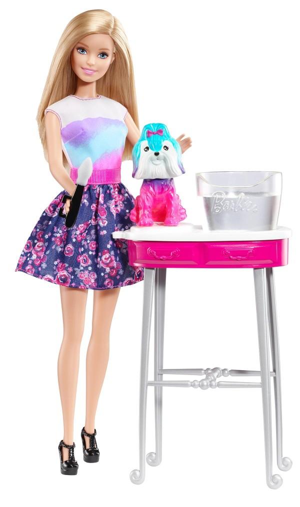 Barbie Sirène Bulles Magiques
