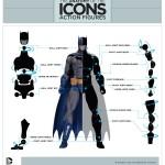 Nouvelles articulations pour les figurines DC Collectibles
