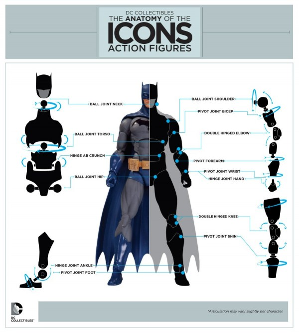 DC Comics Icons Action Figure
