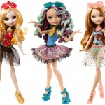 Catalogue Mattel France : les nouveautés Ever After High