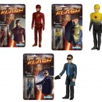 The Flash ReAction et Pop, Funko bientôt dispo