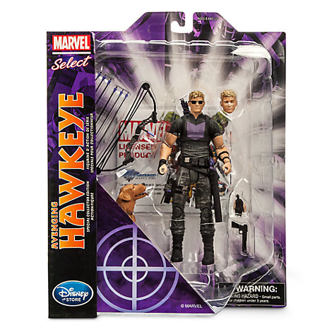 Hawkeye Marvel Select