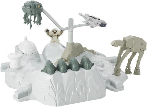 Hot Wheels Star Wars Starship Playset