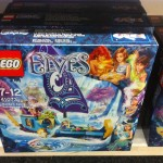 Dispo En France : Lego Elves