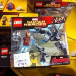 Lego super heroes MArvel Age of ultron - ere d'ultron
