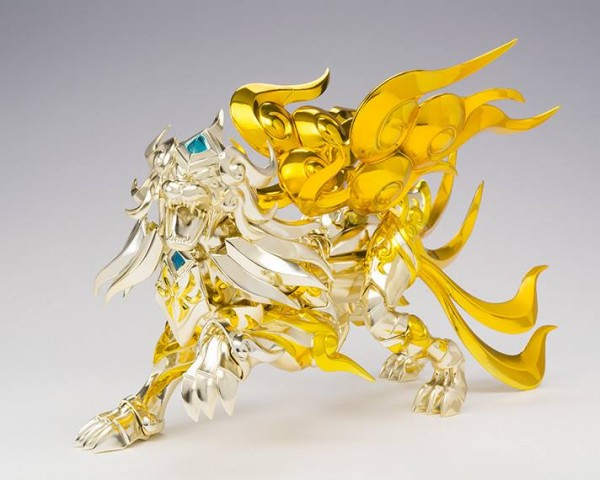 Aiolia du Lion Soul of Gold Myth Cloth Ex