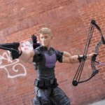 Hawkeye Marvel Select par DST