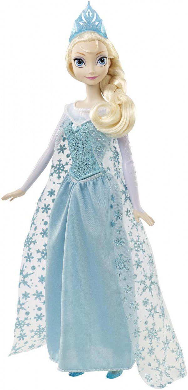 Elsa, Chanteuse des Neiges
