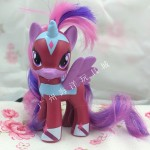 My Little Pony - Power Ponies des fuites