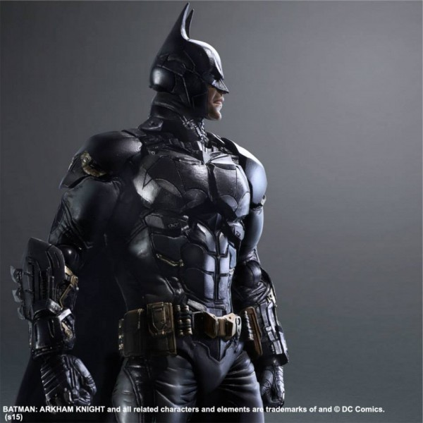 Play Arts Kai Arkham Knight Batman