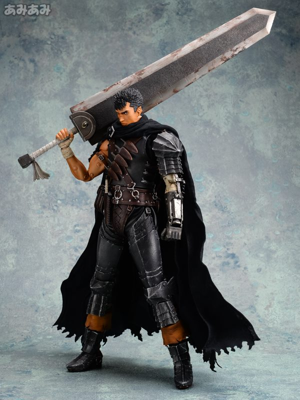 RAH  Berserk Guts The Black Swordsman