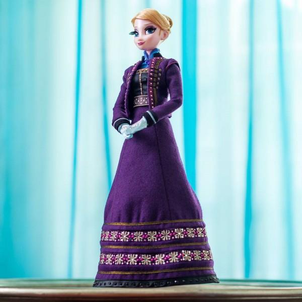 Poupée Elsa de La Reine des Neiges en édition limitée