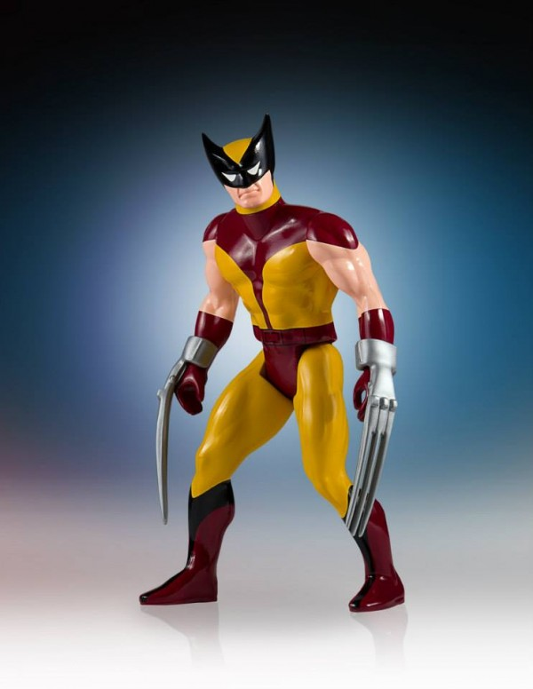 Wolverine Secret Wars Jumbo Figure