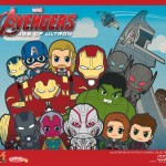 Avengers Age of Ultron : encore plus de Hot Toys Cosbaby