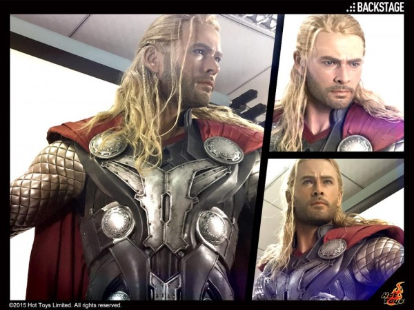 avengers expo hot toys thor