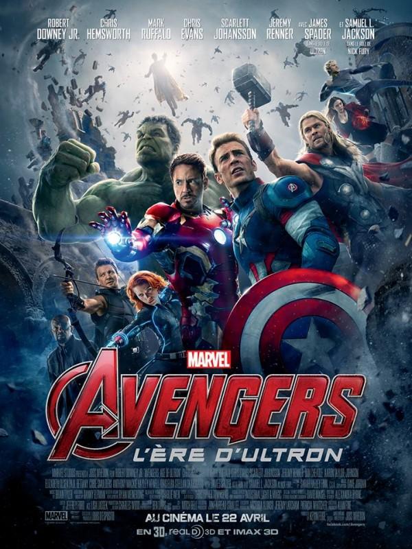 avengers ultron poster fr