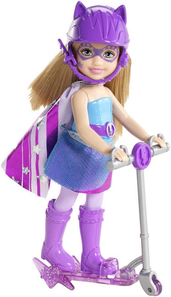 Barbie Princess Power / Super Princesse Super Chelsea